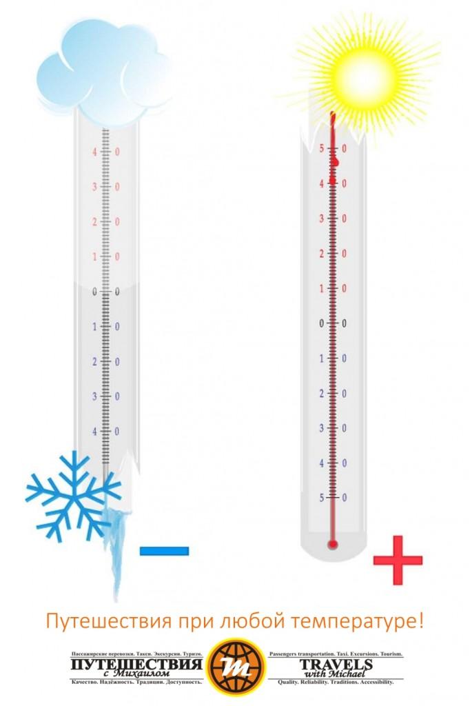 20.02.2014 - При любой температуре